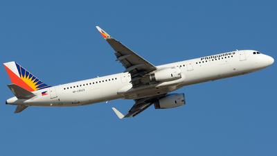 RP-C9929 - Airbus A321-231 - Philippine Airlines