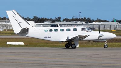A picture of VHJVL - Cessna 441 - [4410352] - © Clayton Ferguson