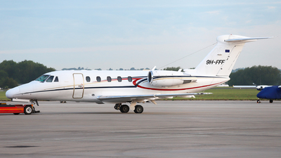 9H-FFF - Cessna 650 Citation VII - Private