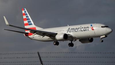 N944AN - Boeing 737-823 - American Airlines