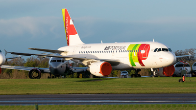 A picture of CSTTE - Airbus A319111 - [0821] - © Frankie A Said