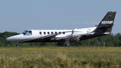 N535BP - Cessna 560 Citation Ultra - Private