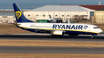 EI-EBX - Boeing 737-8AS - Ryanair