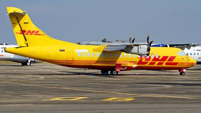 YV2308 - ATR 42-320(F) - DHL (Vensecar Internacional)