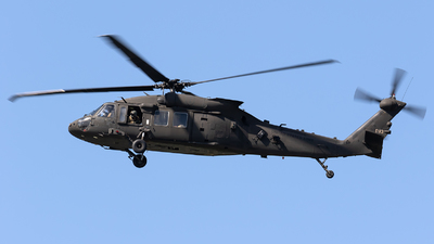 08-20093 - Sikorsky UH-60M Blackhawk - United States - US Army