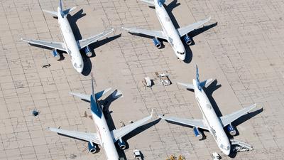 KMZJ - Airport - Ramp