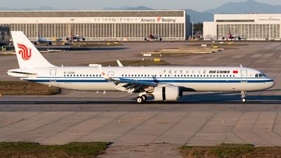 B-325N - Airbus A321-251NX - Air China