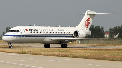 A picture of B605U - Comac ARJ21700 - Air China - © Liu Zhanxu