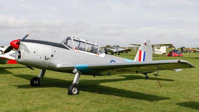 A picture of GATHD - De Havilland Canada DHC1 Chipmunk - [C1/0837] - © mark p