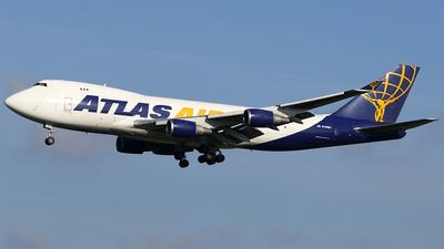 N419MC - Boeing 747-48EF(SCD) - Atlas Air