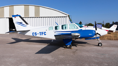 CS-TFC - Beechcraft 58 Baron - Private