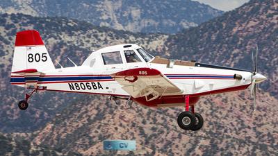 N806BA - Air Tractor AT-802 - Bombero Aviation