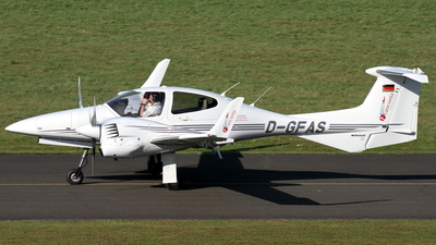 D-GFAS - Diamond DA-42 Twin Star - Franconia Air Service