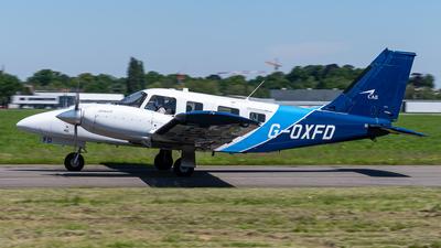 G-OXFD - Piper PA-34-220T Seneca V - CAE Oxford Aviation Academy