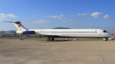 UR-CIZ - McDonnell Douglas MD-88 - Taban Air