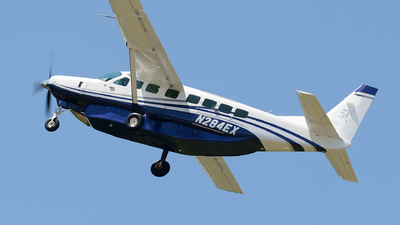 N284EX - Cessna 208B Grand Caravan EX - Textron Aviation