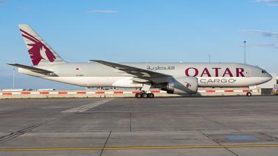 A7-BFR - Boeing 777-FDZ - Qatar Airways Cargo