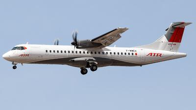 A picture of FWWEV - ATR 72600 - [] - © Santiago Blánquez