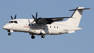 C-FDYN - Dornier Do-328-100 - Central Mountain Air