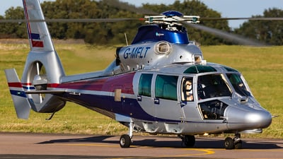 G-MFLT - Eurocopter AS 365N2 Dauphin - Private