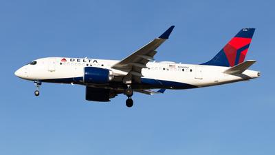 N110DU - Airbus A220-171 - Delta Air Lines