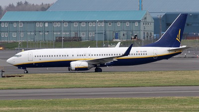 A picture of EIEPE - Boeing 7378AS - [34984] - © Ian Howat