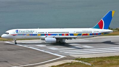G-OOOG - Boeing 757-23A - First Choice Airways