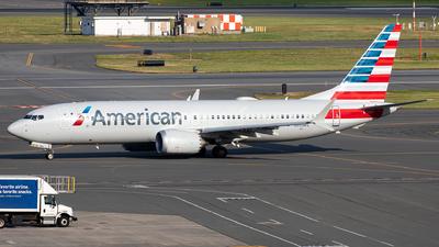 A picture of N303RG - Boeing 737 MAX 8 - American Airlines - © OCFLT_OMGcat