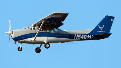 N54011 - Cessna 172P Skyhawk - United States - US Air Force (USAF)