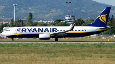 EI-DLH - Boeing 737-8AS - Ryanair
