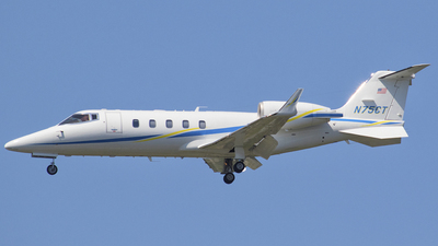 N75CT - Bombardier Learjet 60 - Private