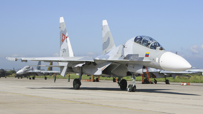 2711 - Sukhoi Su-30MK2 - Venezuela - Air Force
