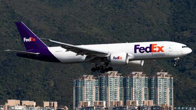 N860FD - Boeing 777-FS2 - FedEx