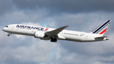 F-HRBB - Boeing 787-9 Dreamliner - Air France