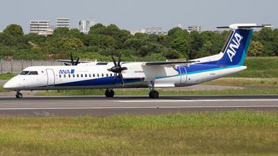 JA854A - Bombardier Dash 8-Q402 - ANA Wings
