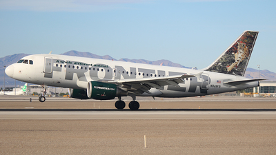 N928FR - Airbus A319-111 - Frontier Airlines