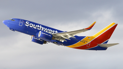 N453WN - Boeing 737-7H4 - Southwest Airlines