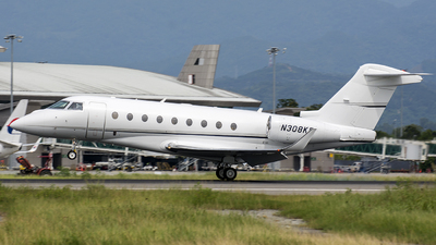 N308KB - Gulfstream G280 - Private