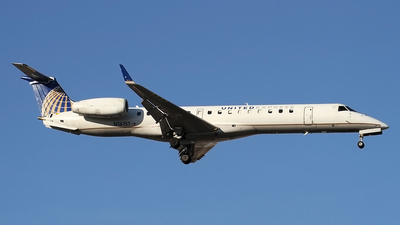 A picture of N16151 - Embraer ERJ145XR - United Airlines - © Philipp Schuetz