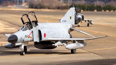 87-8404 - McDonnell Douglas F-4EJ Kai - Japan - Air Self Defence Force (JASDF)