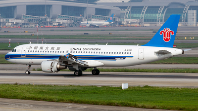 A picture of B6782 - Airbus A320214 - China Southern Airlines - © Haruka_Yonetsu