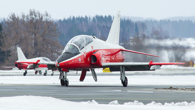 HW-360 - British Aerospace Hawk Mk.66 - Finland - Air Force