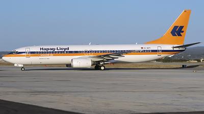 D-AHFI - Boeing 737-8K5 - Hapag-Lloyd