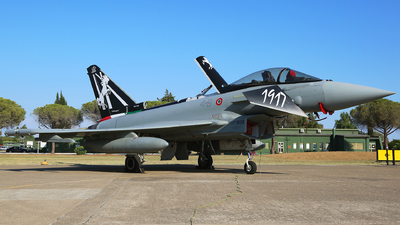 MM7340 - Eurofighter Typhoon EF2000 - Italy - Air Force