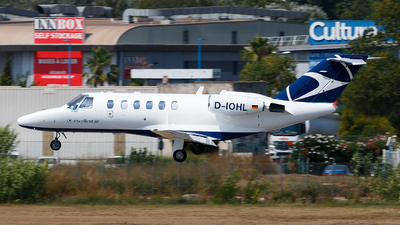 D-IOHL - Cessna 525A CitationJet 2 - Excellent Air