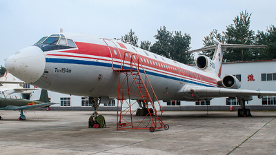 B-4004 - Tupolev Tu-154M - China United Airlines