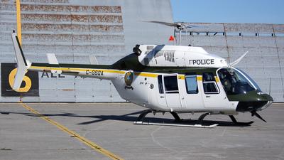 C-GSQA - Bell 206L-4 LongRanger - Canada - Quebec Service Aerien Gouvernemental