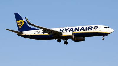 A picture of EIEKK - Boeing 7378AS - Ryanair - © Javier Rodriguez - Amics de Son Sant Joan