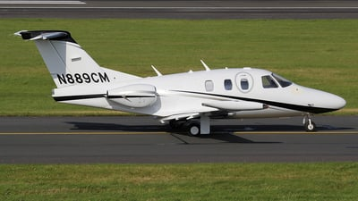 A picture of N889CM - Eclipse EA500 - [000035] - © Ian Howat