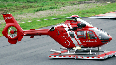 A picture of DHTMH - Airbus Helicopters H135 - HTM Helicopter Travel Munich - © Nils Berwing